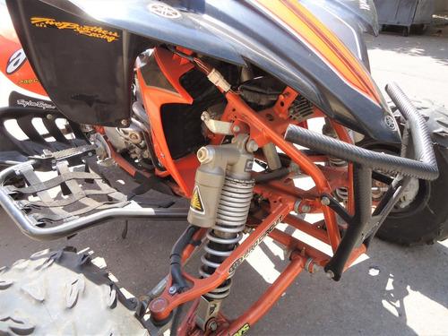 oport. motor con 3 hs de uso. edición limitada yamaha yfz450