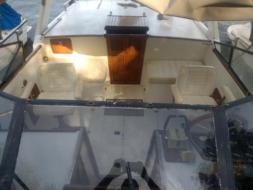 oportuni barco navajo con motores volvo 200 hp financiación!