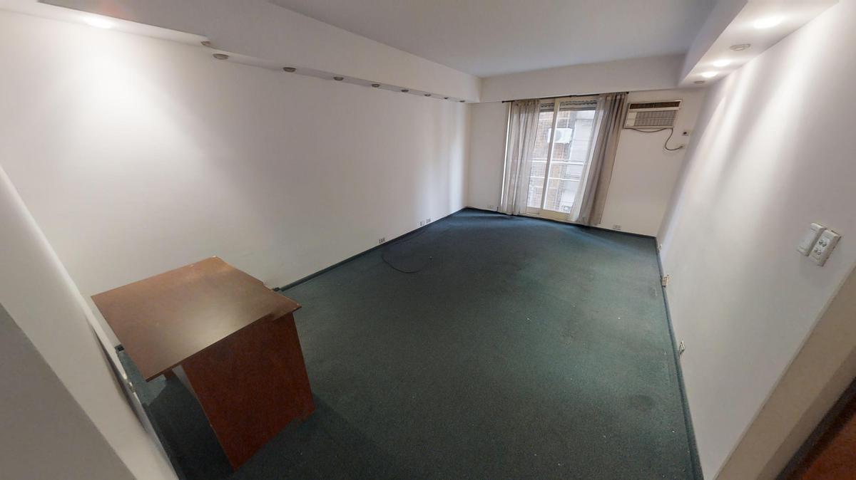 oportunidad. 3 amb - 66.5 m2 - apto prof - luminoso - baulera - ubicación ideal