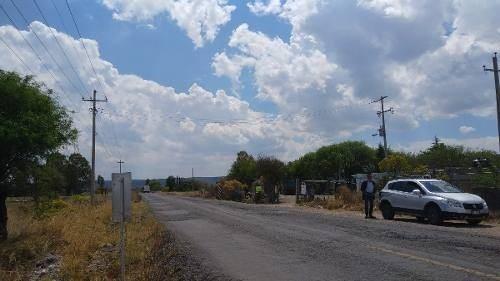oportunidad a pie de carretera titulo de propiedad servicios