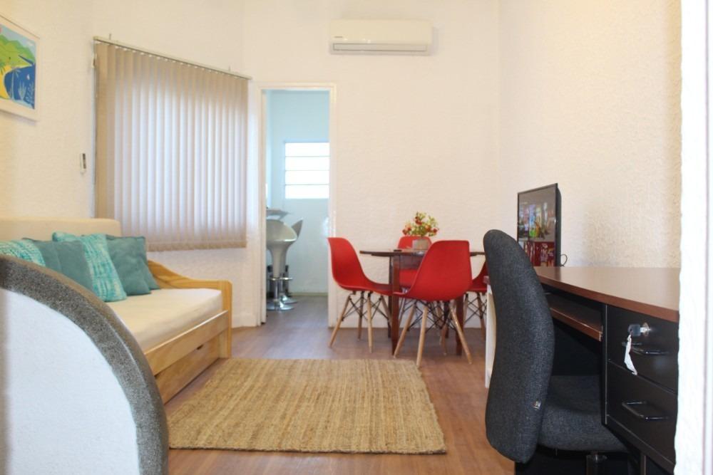 **oportunidad apartamento con muebles la blanqueada**