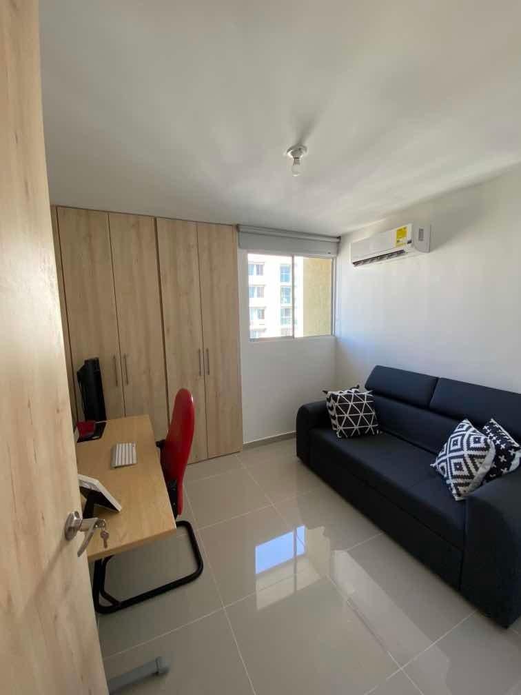 oportunidad apartamento en betania, barranquilla.