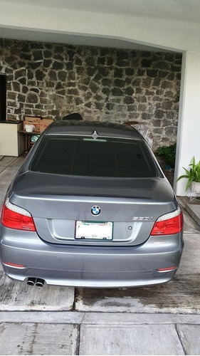 oportunidad bmw 530i 2010 gris perfecto estado