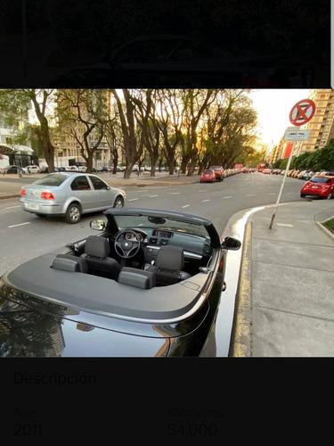 oportunidad !! bmw serie 1  120i active cabriolet automatica