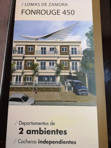 oportunidad cocheras a la venta fonrouge 450, lomas de zamora