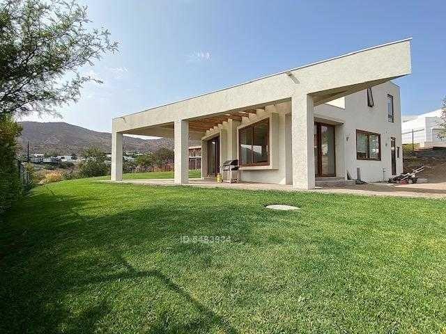 oportunidad! condominio la reserva. 3d + sala de estar + terraza techada. chicureo