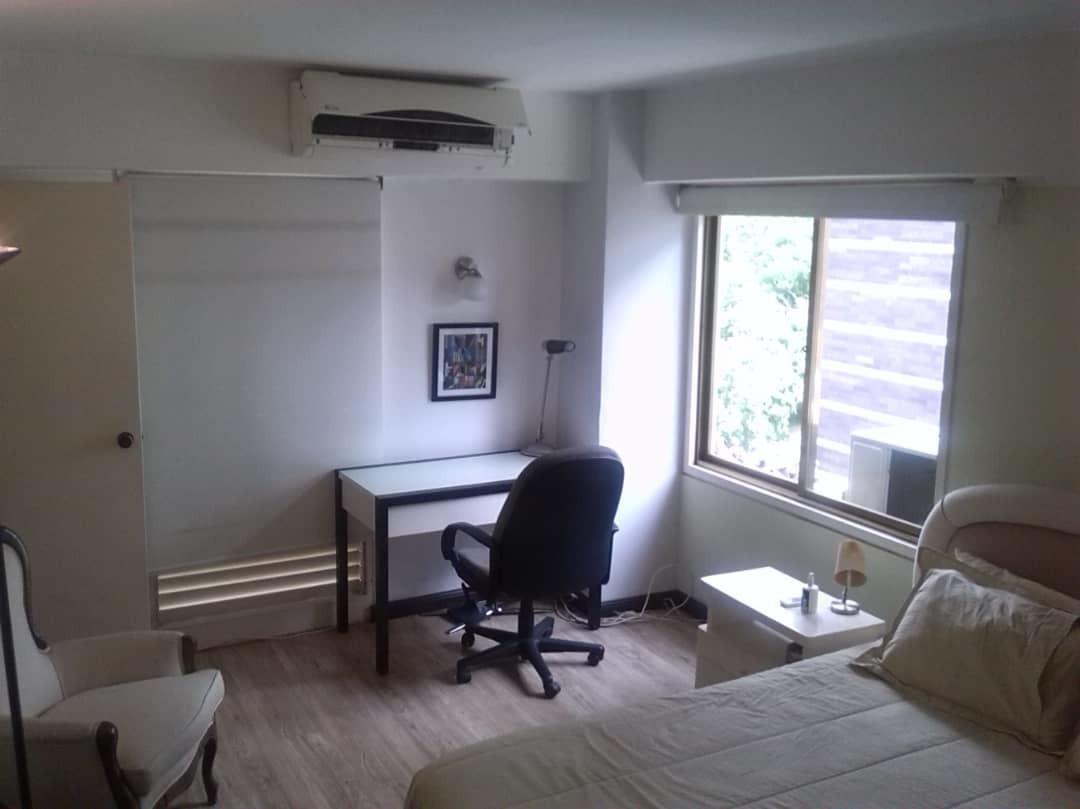 oportunidad de apartamento en alquiler urb. campo alegre