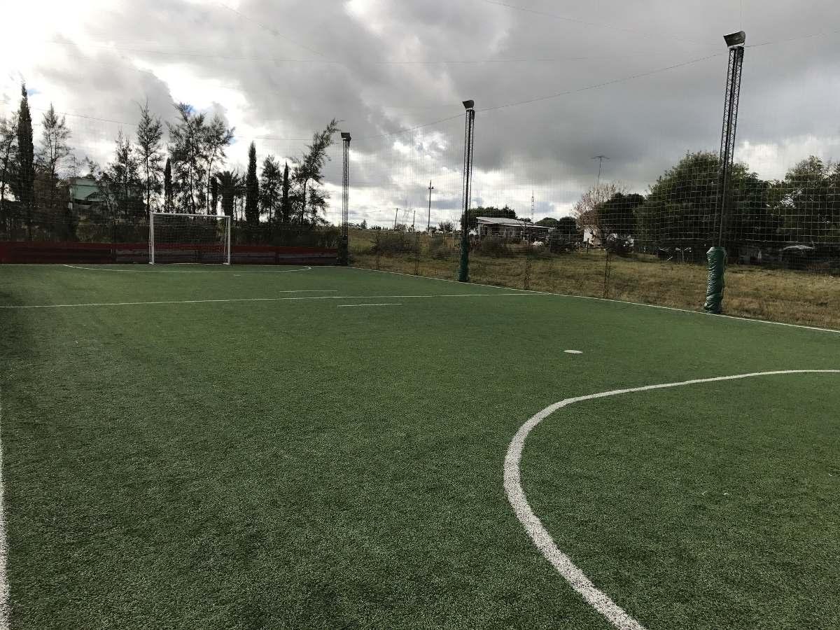 oportunidad de inversión - cancha de futbol 5 - financiación