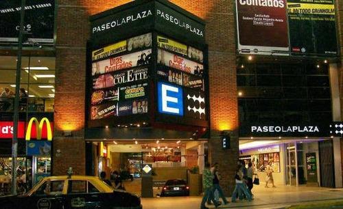 oportunidad de inversión, dos cocheras  en el paseo la plaza (renta asegurada)