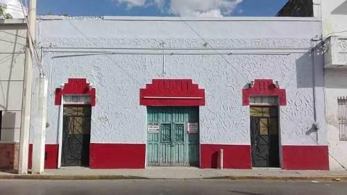 oportunidad de inversión , en venta casa colonial en el centro histórico mérida