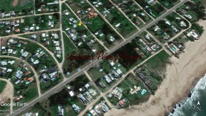 oportunidad de inversion venta terreno en punta piedras- ref: 18033