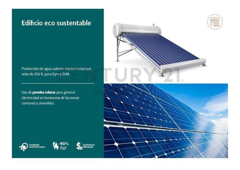oportunidad de pozo - 2 amb de categoría eco sustentable