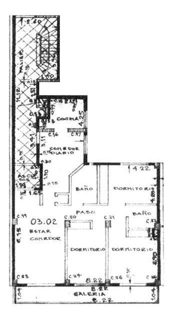oportunidad departamento 3 dormitorios zona rio