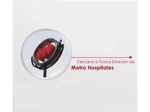 oportunidad !! departamento sector hospitales en indepencia