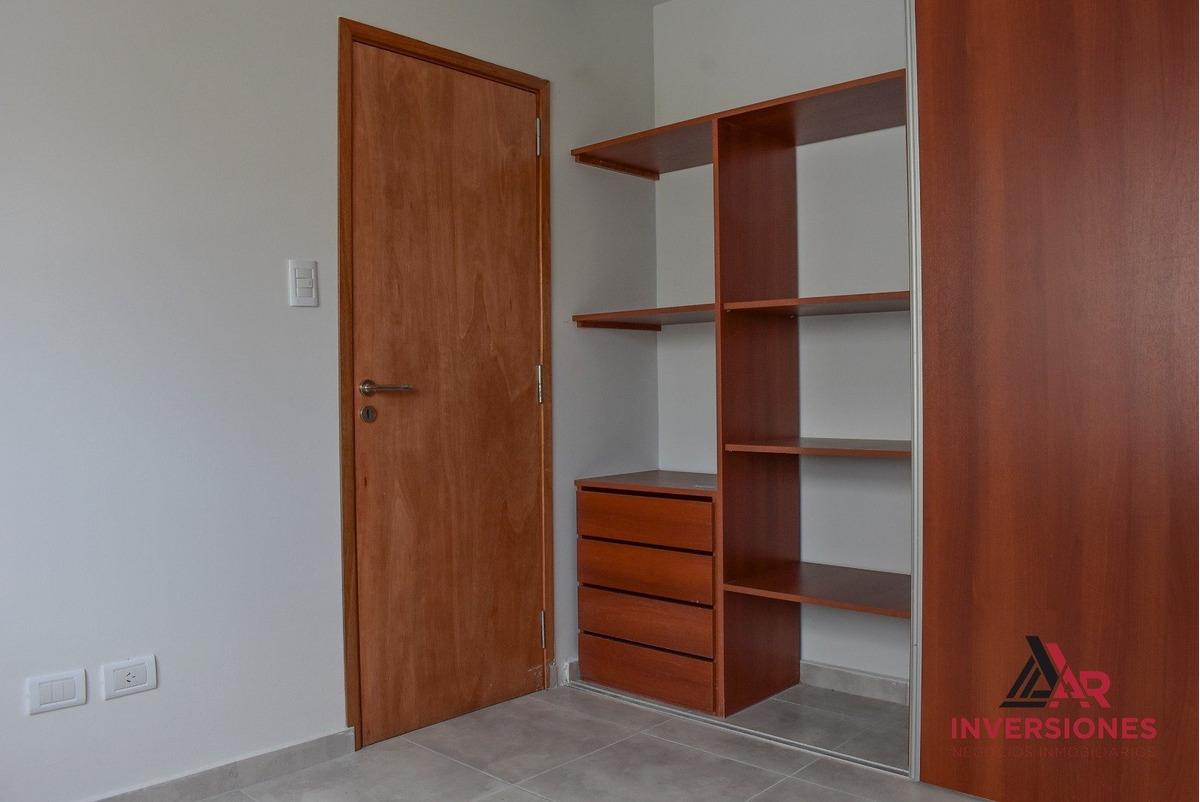 oportunidad - depto centrico 1 dormitorio a estrenar - balcon a centro de manzana