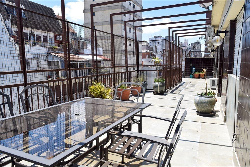 oportunidad depto. con terraza en recoleta!!!