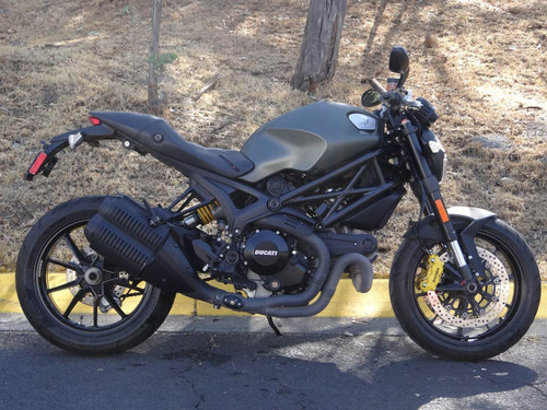 oportunidad ducati monster version diesel 1100 cc unica!!!!