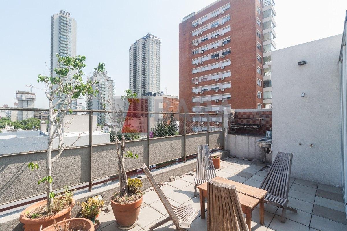oportunidad!! duplex con terraza, 4amb, 2 cocheras