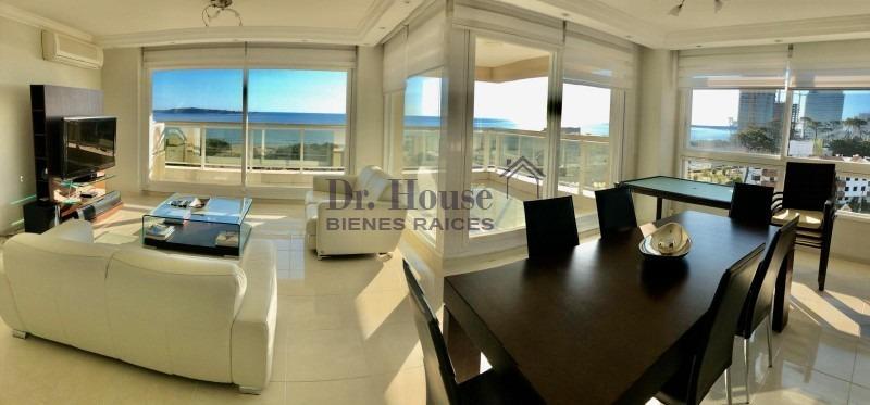oportunidad!! edificio le jardin, hermosa vista a la isla gorriti-ref:183