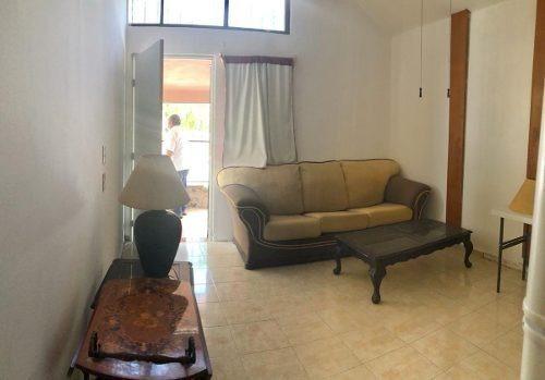 ¡oportunidad! estudio en cancun amueblad