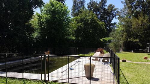 oportunidad! excelente casa en venta con pileta- green hills maschwitz