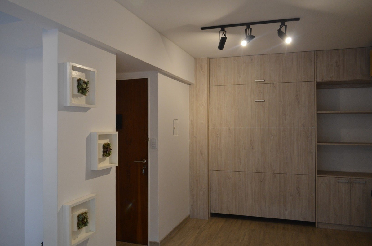 oportunidad. excelente departamento monoambiente de 30 m2 - 9 de julio y oroño