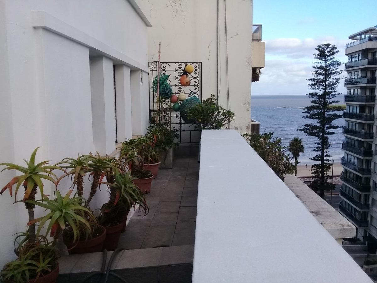 oportunidad. excelente pent house . vista al mar. terraza.