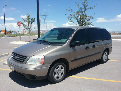*oportunidad* ford freestar 3.9 minivan limited mt $59,000