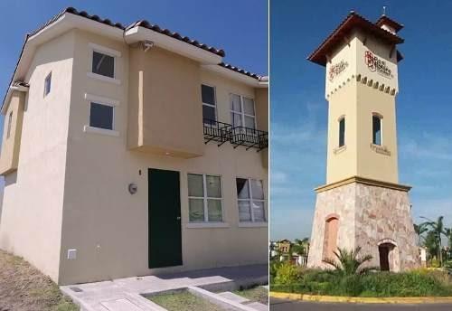 oportunidad! hermosa casa en real solare, 2 recámaras, 2 bañ