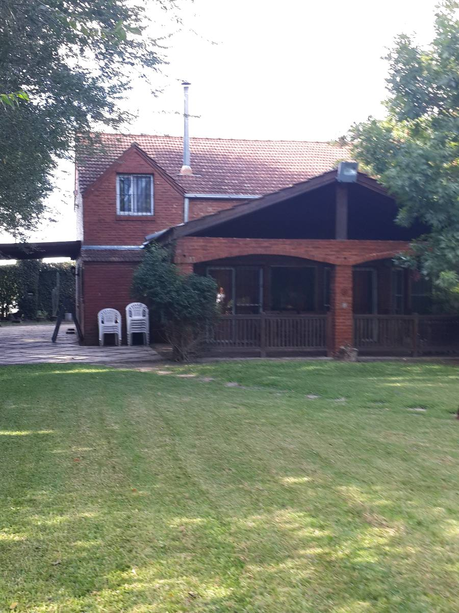 oportunidad! hermosa casa quinta   barrio yei pora
