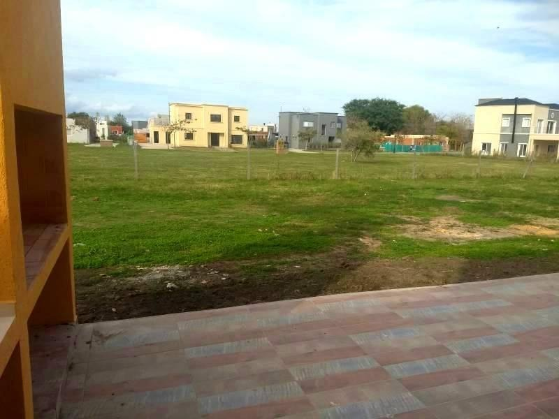 ¡oportunidad! hermosa casa tres habitaciones a estrenar en barrio cerrado san matías