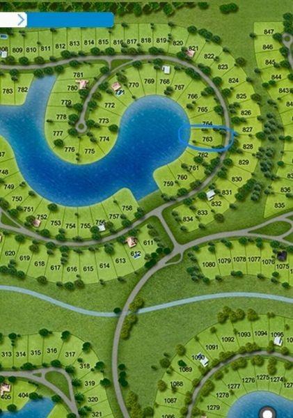 oportunidad hermoso lote en terralagos con fondo a la laguna