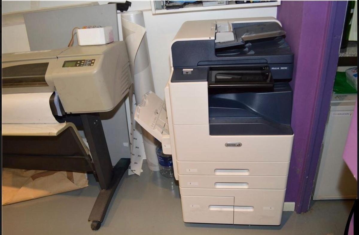 oportunidad - imprenta al lado de universidad - recoleta