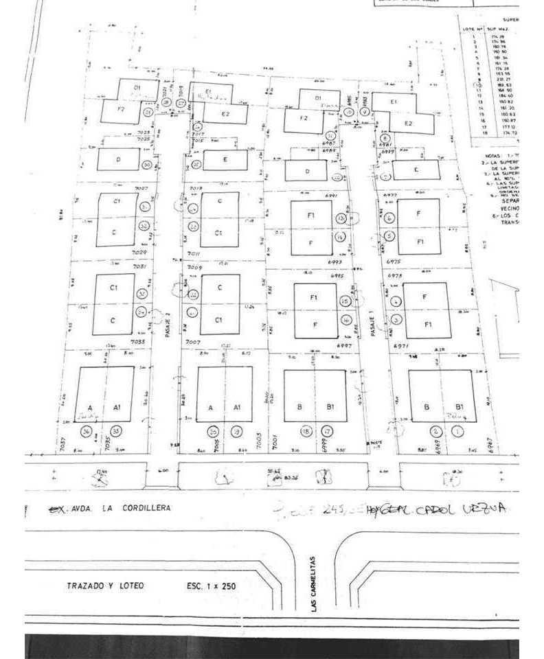 oportunidad inversión, terreno para edificio, metro hndo magallanes, ofrezco uf+12%