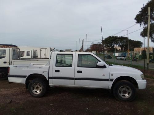 oportunidad jmc boarding diesel 4x4 - grupoaler