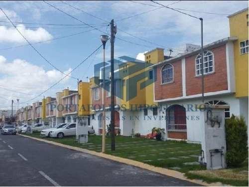 oportunidad linda casa de 2 niveles en lerma edo de mexico