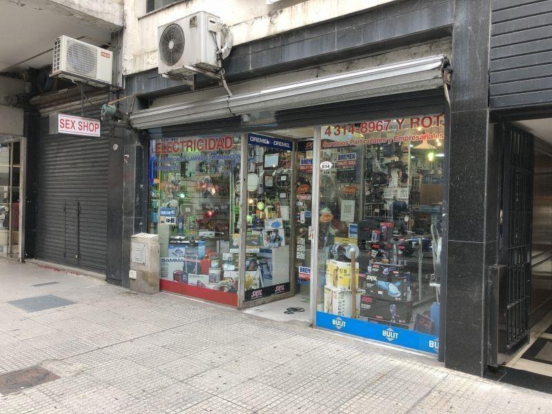 oportunidad, local en venta con renta - barrio norte