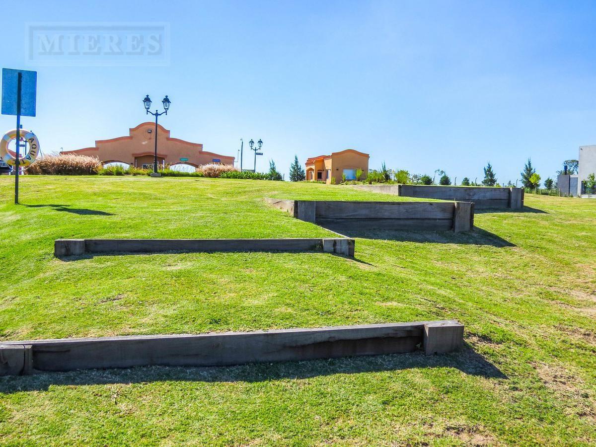 oportunidad - lote con excelente orientación norte ubicado en el barrio san rafael!