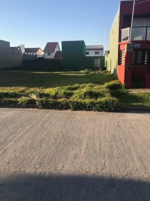oportunidad lote sobre asfalto  a mts. del mar calle miramar