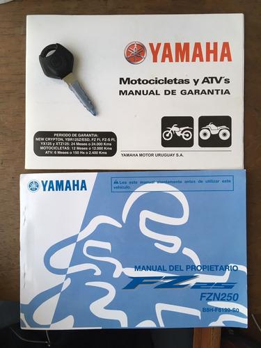 oportunidad, moto yamaha fz25,año 2018 con 5047km.impecable!