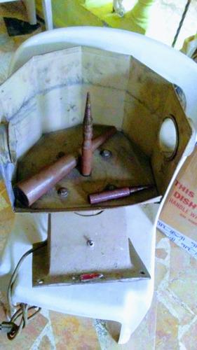 oportunidad motor de artesania industrial o ceramica barro