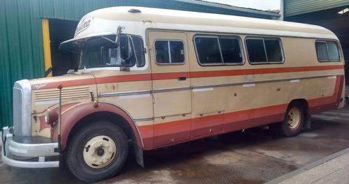 oportunidad motorhome 1114 / permuto x camioneta u oferta