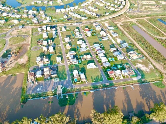 oportunidad muy lindo terreno listo para construir vila marina villanueva tigre