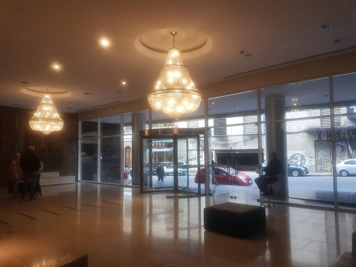 oportunidad oficina en remate 25 de mayo piso 8 65mts