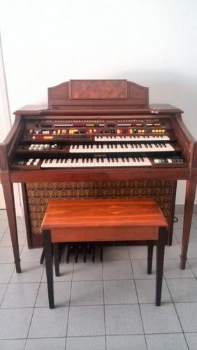 oportunidad!!! organo yamaha b45 para reparar