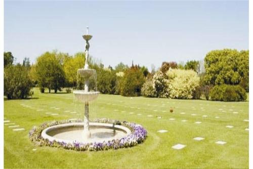 oportunidad !  parcela parque memorial