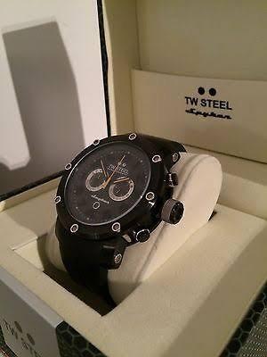 Oportunidad Reloj Tw Steel Spyker Chrono Ed Especial $ 9,999.00