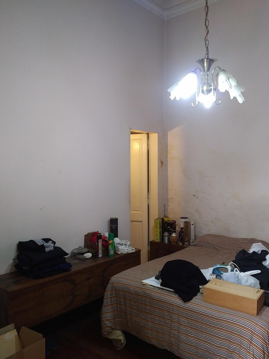 oportunidad, san cristobal  ph 4 amb. con patio y parrilla