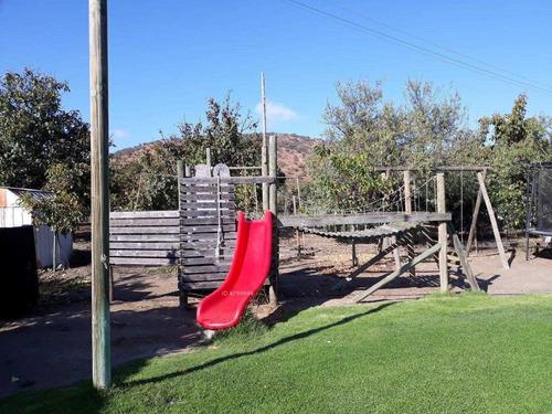 oportunidad, santa mónica del quillay, 13.000 mts2 placer y agricultura juntos