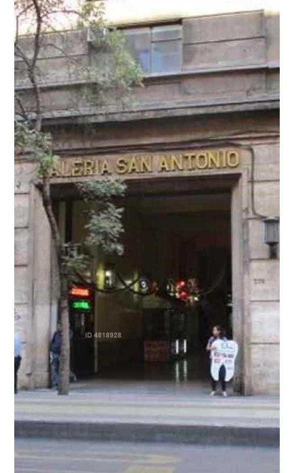 oportunidad santiago centro